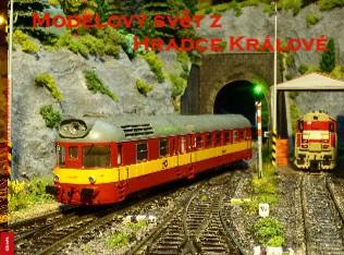Modelový svět z Hradce Králové - Zobrazit knihu
