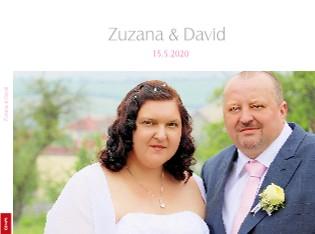 Zuzana & David - Zobrazit knihu