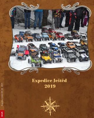 Expedice Ještěd 2019 - Zobrazit knihu