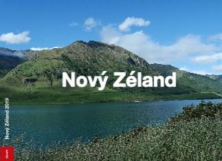 Nový Zéland - Zobrazit knihu