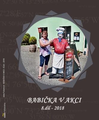 Jana Fukarová - BABIČKA V AKCI - 8.díl - 2018 - Zobrazit knihu