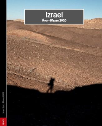 Izrael Únor - Březen 2020 - Zobrazit knihu