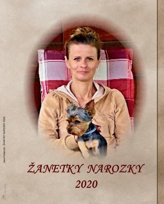 Jana Fukarová - ŽANETKY NAROZKY 2020 - Zobrazit knihu