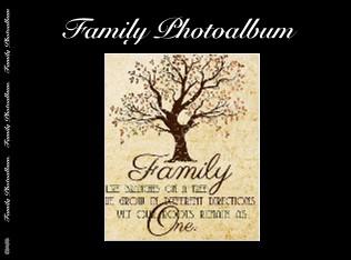 Family Photoalbum - Zobrazit knihu