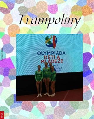 Trampolíny - Zobrazit knihu