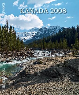 KANADA 2008 - Zobrazit knihu