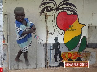 GHANA 2019 - Zobrazit knihu