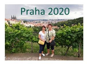 Praha 2020 - Zobrazit knihu