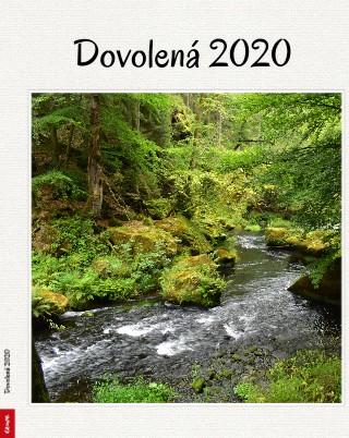Dovolená 2020 - Zobrazit knihu