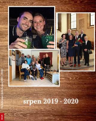 srpen 2019 - 2020 - Zobrazit knihu