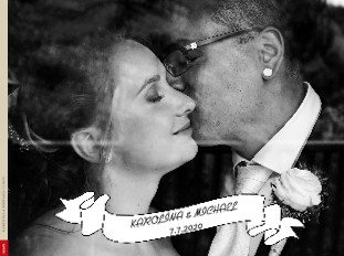 KAROLÍNA & MICHAEL 7.7.2020 - Zobrazit knihu